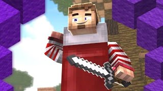 BEDWARS SURPRISE ATTACK TROLLING! ( I Am the Bed!)