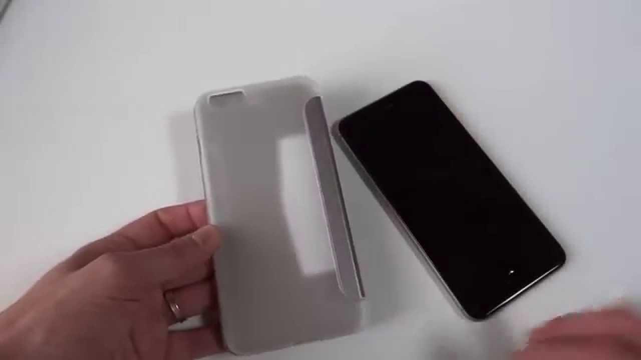 cover iphone 6 plus puro
