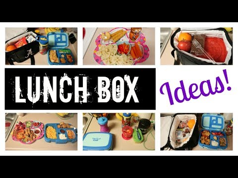 Lunch Box Making! School, Work, & Home! | Week 10 | Blessed Jess