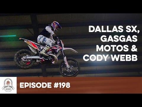 Dallas Supercross, GasGas Motos & Cody Webb on Argentina : #198