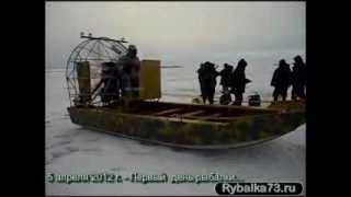 Риболовля на судака (Волга,Татарстан).