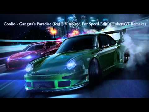 Coolio – Gangsta's Paradise (feat L.V.)(Need For Speed Edit.)(HubertGT Remake)