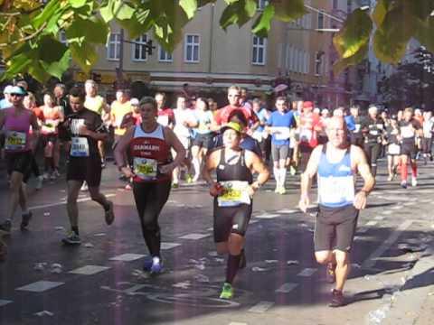Berlin Marathon 2013, 29.9.2013, Alt Moabit, Kirchstr 5km, (Teil6 Von 9)