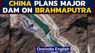 China to build major dam on Brahmaputra | May impact India | Oneindia News
