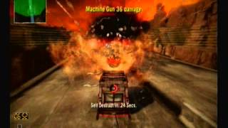 Twisted Metal PS3 Sweet Tooth Tournament Playthrough