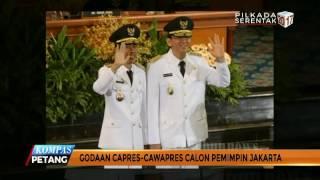 Capres-Cawapres Jadi Godaan Paslon Pemimpin Jakarta?