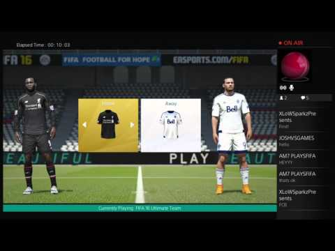 FIFA 16 | Ultimate Team and Adelaide United Career Mode | LIVESTREAM