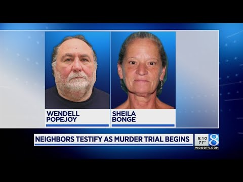 Neighbors at murder trial: Victim was 'horrible, mean'
