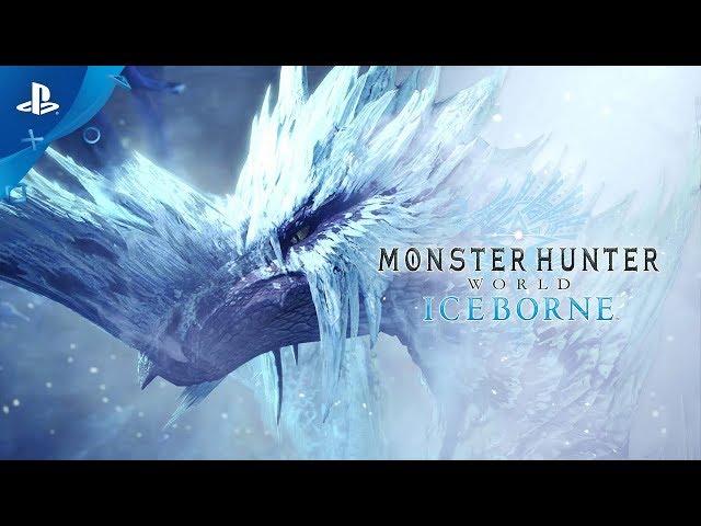 Monster Hunter World: Iceborne - Gamescom 2019 Trailer | PS4