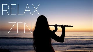 1 HOUR NUDE YOGA MEDITATION MUSIC ★  MASSAGE MUSIC ★ Breastfeeding Baby Sleep  ★ Flute Harp Ocean