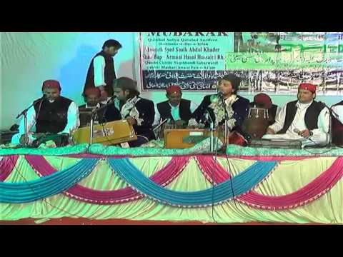 Mere Peer Ki Ghulami Mere Kam Aagayi By Ghulam Waris Faheem Warsi At Warangal