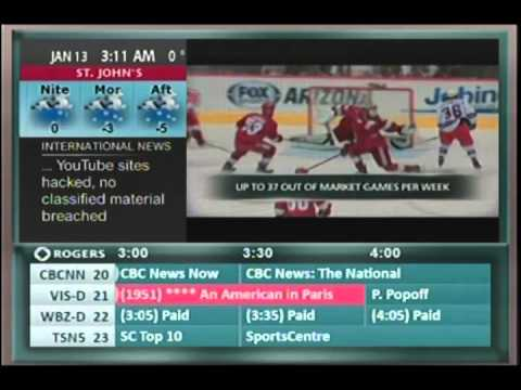 Carbondale, CO TV Guide - Today's TV Schedule (81623)