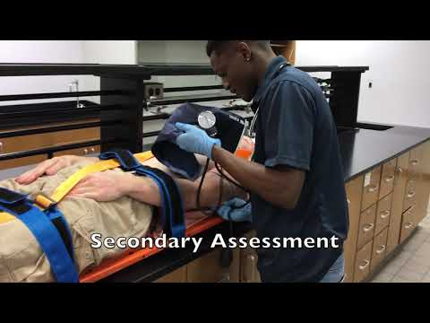 EMT Patient Assessment Project 2017