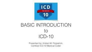ICD 10 Codes for Mental Health Introduction