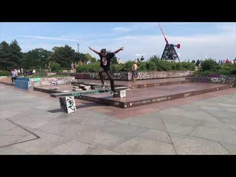 Dylan - Stalin Plaza Prague