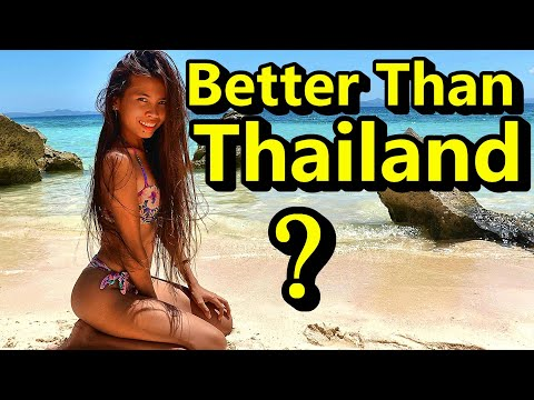 Better than Thailand Coron Island Hopping Palawan Philippines