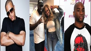 T.I. & Charlemagne Upset that Beyonce Got Acknowledged for Helping Houston & Not Trae Tha Truth