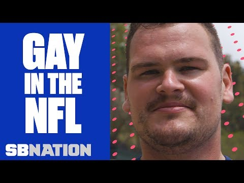 Gay former NFL player Ryan O'Callaghan on coming out