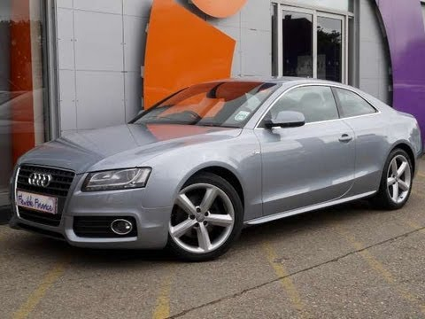 2009 Audi A5 Coupe S Line For Sale In Hampshire