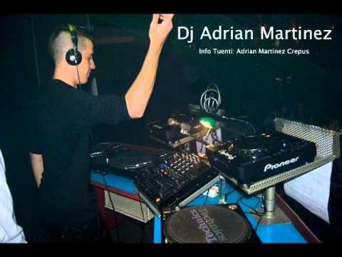 Musicon Dj Adrian Martinez Tech house Crepusculo
