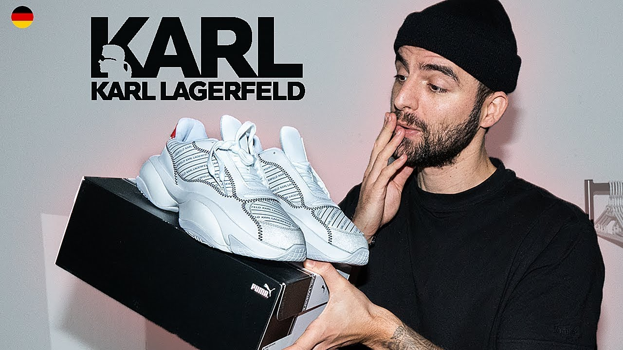 PUMA x KARL LAGERFELD - ALTERNATION