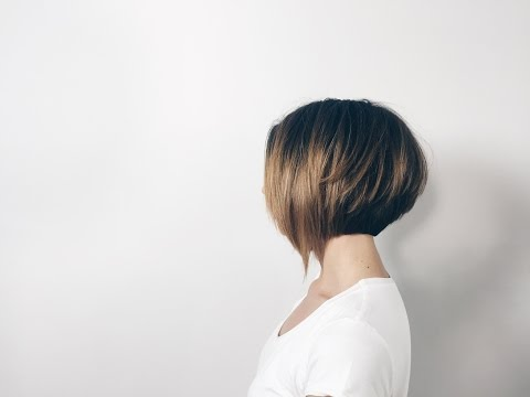 How to cut asymmetrical haircuts