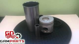 Поршневая группа Isuzu 4HF1(Наш сайт www.truckparts-rf.ru Поршневая группа на двигатель Isuzu 4HF1 (на 1 цилиндр) состоит из: - 1 поршня цилиндра - гильз..., 2016-04-17T13:17:24.000Z)