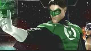 Mortal Kombat vs DC: Chapter 4 - Green Lantern