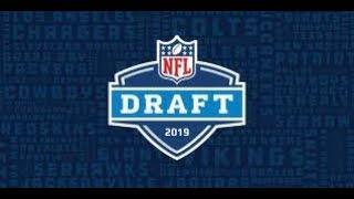 LIVE NFL DRAFT REACTION