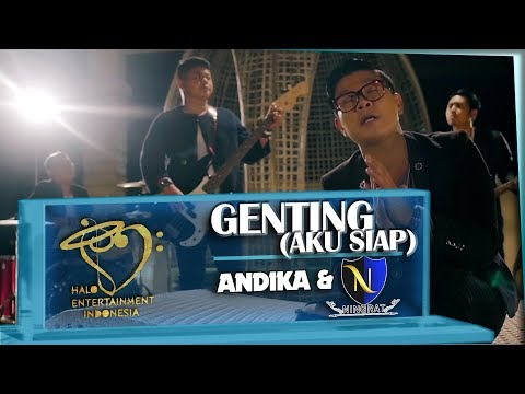 ANDIKA & D'NINGRAT - GENTING (AKU SIAP) - OFFICIAL MUSIC VIDEO