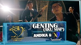 ANDIKA KANGEN BAND & D'NINGRAT - GENTING (AKU SIAP) - OFFICIAL MUSIC VIDEO
