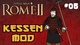 Total War: Rome 2 - Kessen Campaign - Part 5 - A Long Front!