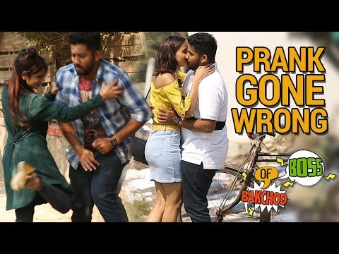 Kissing Prank India 3 | Prank Gone Wrong | Raj Khanna - Boss Of Bakchod | Best Prank 2019 | HighIQ