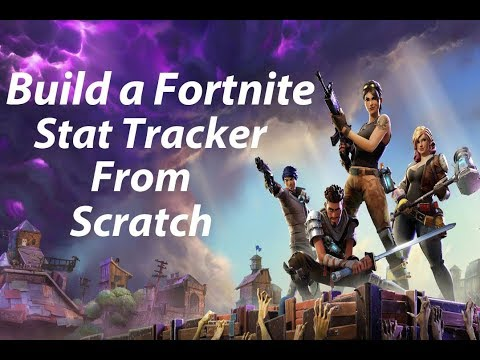 How To Create A Fortnite Stat Tracker Using FortniteTracker.com API Using JQuery,Nodejs,Expressjs