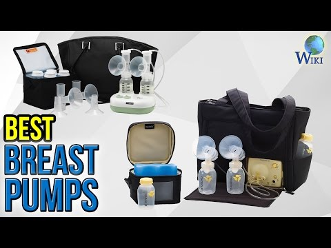 10 Best Breast Pumps 2017