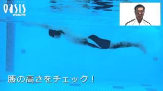 【WEBGYMスイミング教室】バタフライの泳ぎ方