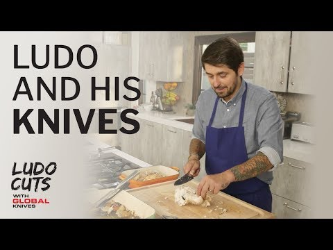 Ludo Cuts with GLOBAL Knives: The Chef and His Knives - Episode 1