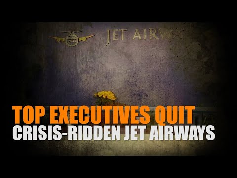 Explained: Top executives quit crisis-ridden Jet Airways
