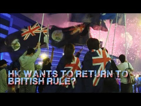 Hong Kong to Return to British Rule? | Learn Chinese Now