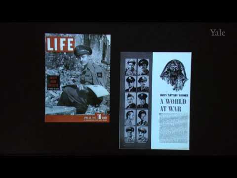 """""""Right at the Ringside"""": Life Magazine's War Art Program, 1941-1945"""