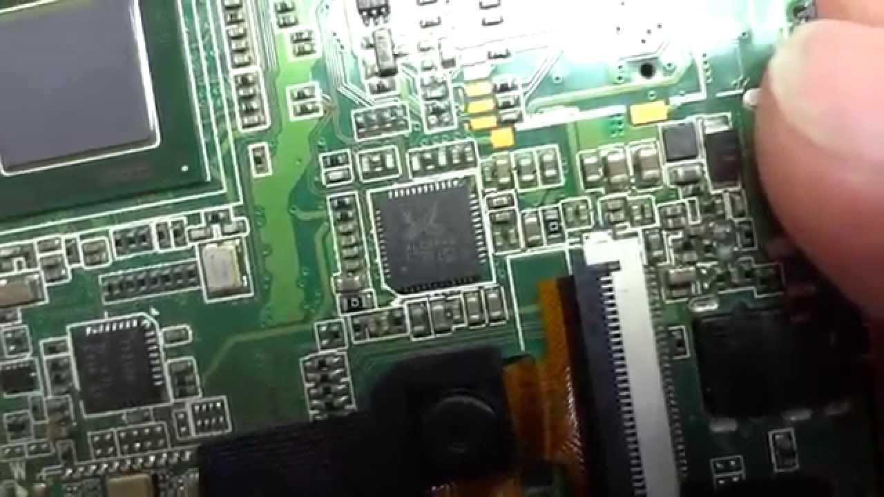 Por Dentro Do Cce Tf74w Detalhes Sobre Os Componentes