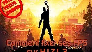 [TUTO] H1Z1 Comment bloquer ses FPS à 144-60 ; Spécial petite config
