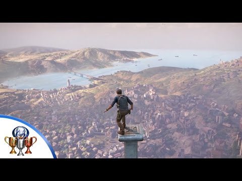 Uncharted 4  I Can See My House From Here Trophy Guide (Climb to the Top of the Clock Tower)