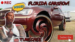 Moneybagg Yo Had Tampa Florida Carshow Lit!!! ???