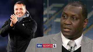Emile Heskey outlines why Brendan Rodgers should snub Arsenal and stay at Leicester City