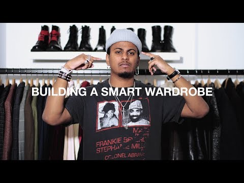 How To Build A Smart Wardrobe