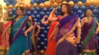 Ghagra dance permance