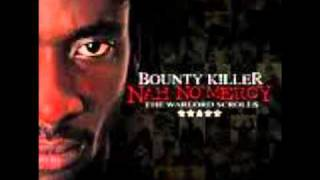 BOUNTY KILLA - LOOK INTO MY EYES ( BUG RIDDIM INSTRUMENTAL WITH LIRICS ) SUFFERER ANTHEM