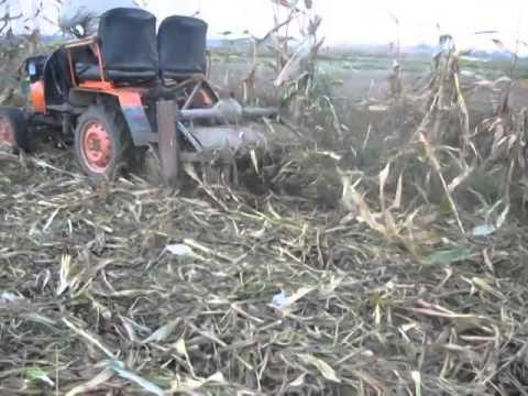 Мульчер для трактора своими руками