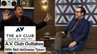 Neil DeGrasse Tyson talks interstellar ignorance